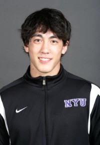 David Rice '08 now wrestling for NYU.